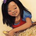 Cora Cooks Pancit-Shen's Books