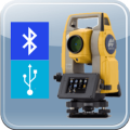 Total Station Topo Survey Demo