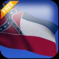 Mississippi Flag LWP