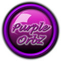 Purple Orbz Icon Pack