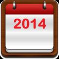 Cool Calendar Holidays 2014