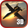 Ground Attacker Flight Sim 3D