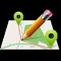 Map Pad+ Measure Area Length
