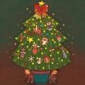 Under Christmas Tree Atom Live
