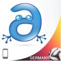 Adaptxt Germany Football Theme