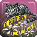 Cheshire Cat Live Wallpaper