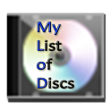 MyLoD - My List of Discs