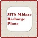 MTS Mblaze Recharge Plans