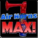 Air Horn MAX! Amped Air Horns