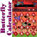 Butterfly Calculator For Girls