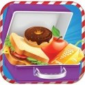 Kids school lunch food maker