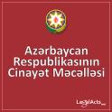 The Criminal Code of Azerbaija