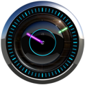 CALAIDEON Laser Clock Widget