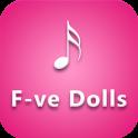 Lyrics for F-ve Dolls