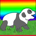 Baby Animal Coloring Book Game