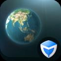 AppLock Theme - Night Earth