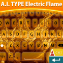 A.I. Type Electric Flame א