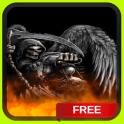 Grim Reaper in Hell LWP