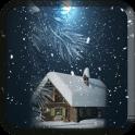 Snow Storm Live Wallpaper