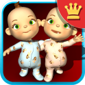 Talking Baby Twins Deluxe