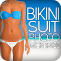Bikini Suit Photo Montage