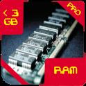 < 3 GB RAM Booster Pro
