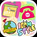 IconStyle kawaii icon themes
