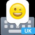 DU Emoji Keyboard-uk