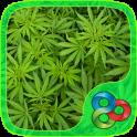 Marijuana - GO Launcher Theme
