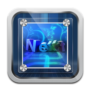 Next Launcher Gallery Widget
