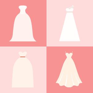 Wedding Dress Photo Booth