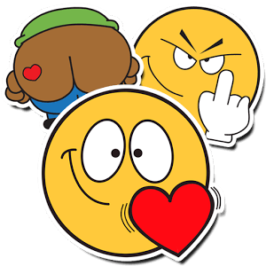 how to make middle finger emoji on facebook messenger