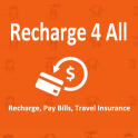 Recharge, Pay Bill, Buy Insurance, Remit Money