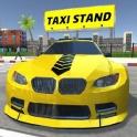 Taxi Driver 3D Simulator Game