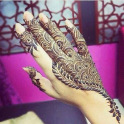 Latest Mehndi Designs 2018
