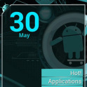 Cyanogen Theme for ssLauncher