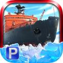 Icebreaker Boat Simulator Parking Games 2017