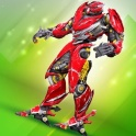 Ultimate Robot Boxing Games - Boxing Ring Fight 3D