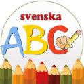 Barn lärande spel - Svenska