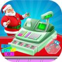 Christmas Store Cash Register
