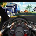 In-Car Traffic Racing