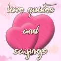 Love Quotes and Sayings