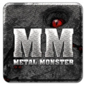 Metal Monster Go SMS Pro Theme