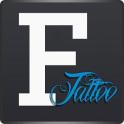 Text Tattoo Designer