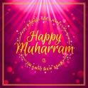 Happy Muharram Greeting Card