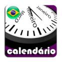 Brasil Calendário 2020 com todos os Feriados