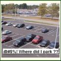 Car Parking Space Reminder