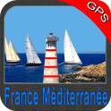 France Mediterranean GPS Nautical Charts