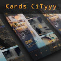 Kards CiTyyy for KLWP