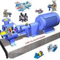 Pump Berechnung Konstruktion